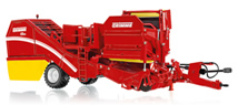 Agritechnica 2015 - Wiking Grimme SE 260