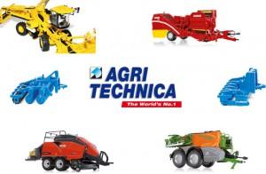 Agritechnica 2015 - Wiking Sondermodelle