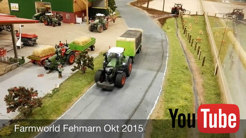 Farmworld Fehmarn Okt 2015 Youtube Video