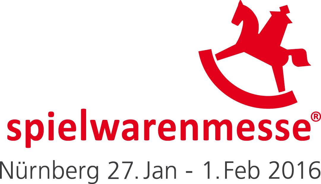 Logo Nürnberger Spielwarenmesse 2016