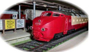 Modellbahn und Autobörse Bad Oldesloe 2016