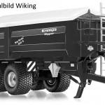 Wiking 7335 - Krampe Big Body 650S Seitenkipper mit Rollplane (04/2016)