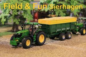 Field & Fun Traktor