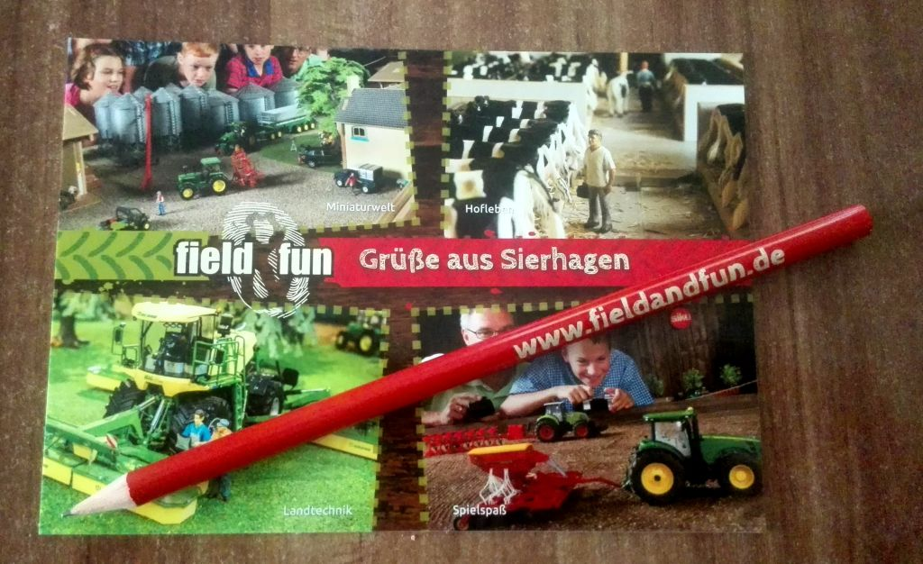 Field & Fun Sierhagen