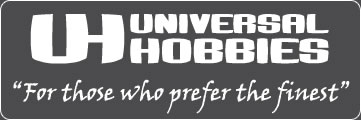 Logo Universal Hobbies