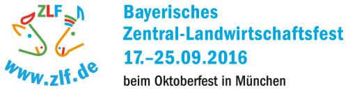 Logo Bayerisches Zentrallandwirtschaftfest