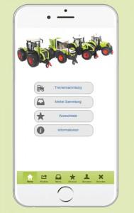 Meine Agrar-Modelle Liste