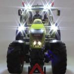 Siku Control 32 Umbau - Claas Axion 850 mit Licht-Steuerung