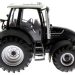 Universal Hobbies 4256 - Deutz-Fahr Agrotron TTV 430 Black Edition