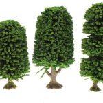 Brushwood-TOYS 2065 - 5 Bäume im Set