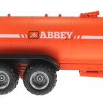 Siku 2270 - Fasswagen Abbey - Orange