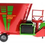 Siku 2450 - Strautmann Futtermischwagen