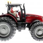Siku 3278 - Massey Ferguson 8680 mit Doppelbereifung