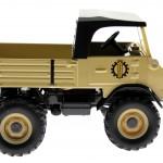 Siku 3450 - Unimog U411 mit Zwillingsreifen Traktorado 2013