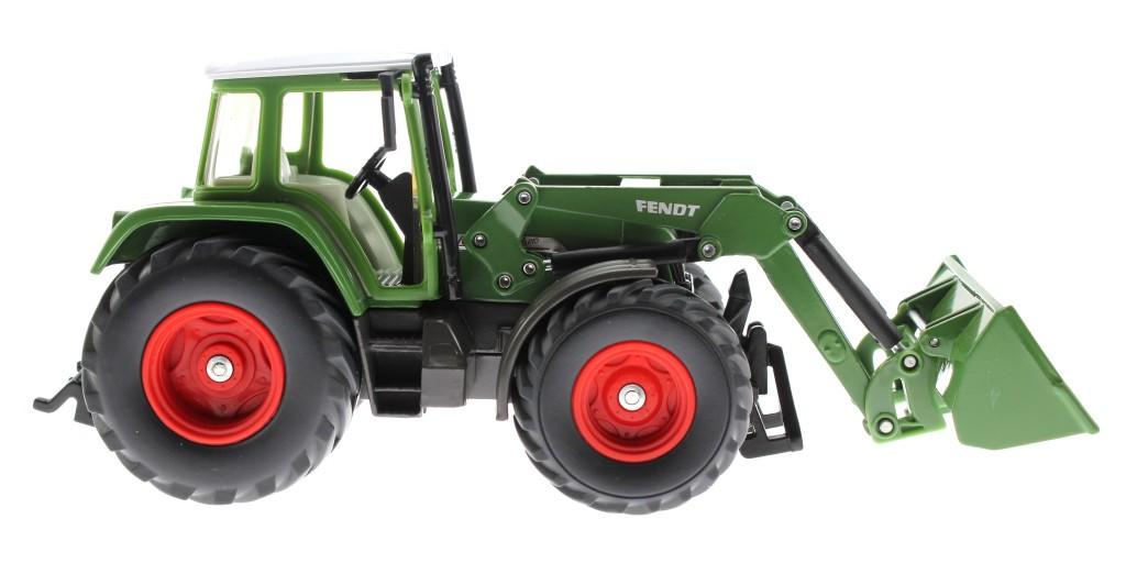 siku 3554 traktor mit schaufellader fendt vario 714. Black Bedroom Furniture Sets. Home Design Ideas