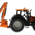 Siku 3659 - Traktor Valtra mit Kuhn Böschungsmähwerk