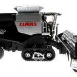 Siku 4258 - Claas Lexion 770 mit Raupenfahrwerk - Blackline