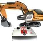Siku 6740 - Liebherr R980 SME Raupenbagger Bedienungsanleitung