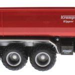 Siku 6786 - Krampe Kipper 3-Achs Hakenliftfahrgestell mit Mulde Control 32