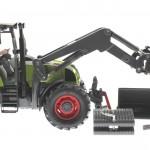 Siku 8856 - Claas Traktor Set 125 Jahre Karstadt