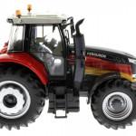 Universal Hobbies 2547 - Massey Ferguson 7624 Deutschland Bundesflagge