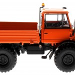 weise-toys 1105 - Unimog 406 Kommunal