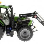 weise-toys 2031 - Deutz-Fahr Agrotron 6180 TTV mit Stoll Frontlader FZ 30