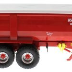 Wiking 7335 - Krampe Big Body 650 mit Rollplane