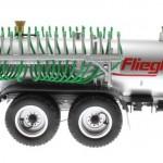 Wiking 7337 - Fliegl VFW 18.000 Profiline mit Schlitzgerät Universal 15m