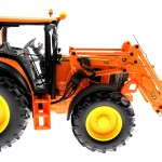 Wiking 7342 - John Deere 7430 mit Frontlader und Frontlader-Werkzeugen