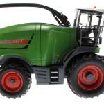 Wiking 7813 - Fendt Katana 85 Feldhäcksler mit Pickup und Maisvorsatz