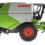 Wiking 7818 - Claas Tucano 570 mit Maisvorsatz Conspeed 8-75