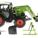 Wiking 7829 - Claas Arion 430 mit Frontlader FL 120