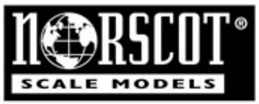 Norscot Scale Models Logo