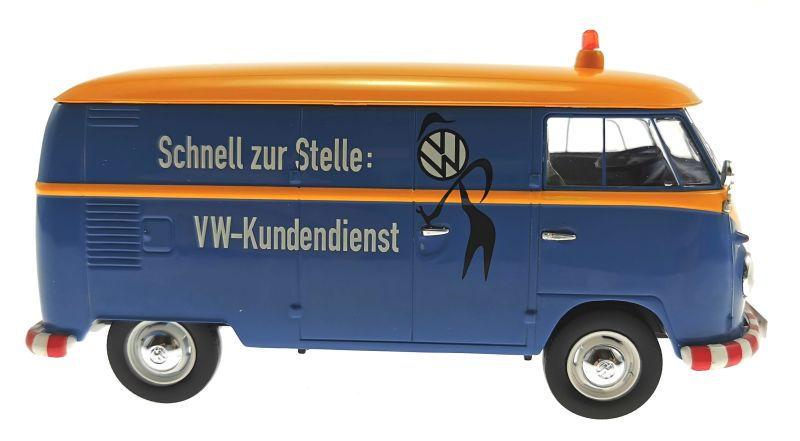 Schuco 450785500 - Volkswagen T1b Kasten VW Kundendienst
