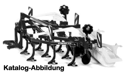 Siku 2067 - Pöttinger Synkro Grubber
