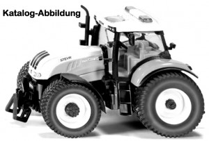 Siku 3286 - Steyr 6240 CVT Kommunal