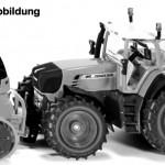 Siku 3660 - Traktor mit Schneefräse (09/2015)