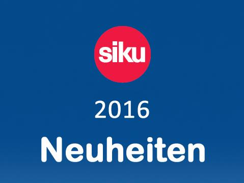 Siku Neuheiten 2016