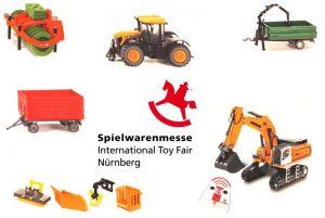 Siku Neuheiten 2017 Spielwarenmesse Nürnberg