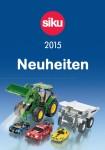 Siku Neuheiten Katalog 2015