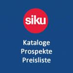 Siku Katalog Prospekt Preisliste - Neuheiten