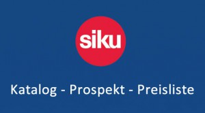 Siku Prospekt Preisliste Katalog