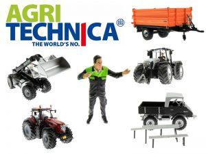 Sondermodelle- Agritechnica 2017