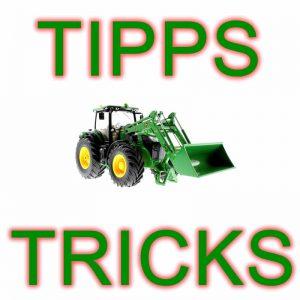 Tipps und Tricks Siku Control 32
