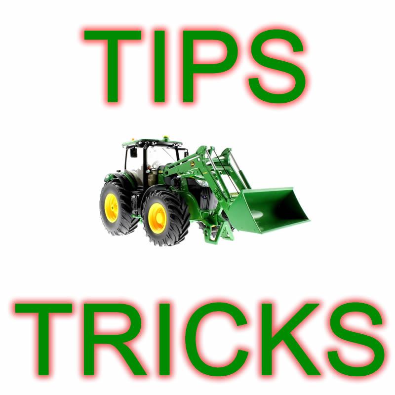 Tips und Tricks Siku Control 32