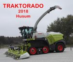 Traktoado 2018 in Husum
