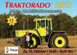 Traktorado 2017 in Husum