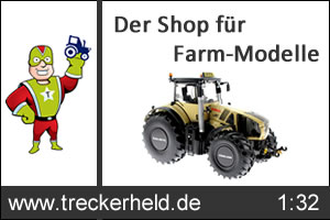 Treckerheld - Der Shop für Farm-Modelle 1:32