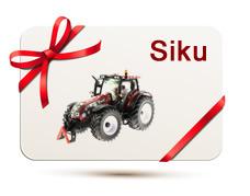 Weihnachtsgeschenk Siku